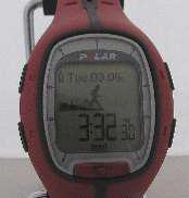 クォーツ・デジタル腕時計 POLAR