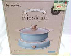 IH調理器鍋セット アイリスオーヤマ