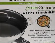 電気グリル鍋|CUISINART