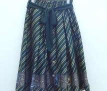 ハリーポッターコラボスカート(緑) AXES FEMME