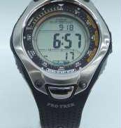 ソーラー時計 カシオ プロトレック|CASIO