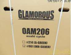 スモールバイク グラマラス206 アサヒサイクル