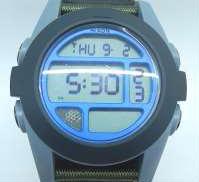 クォーツ・デジタル腕時計 ニクソン NIXON