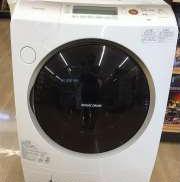 9kgドラム式洗濯乾燥機 TOSHIBA