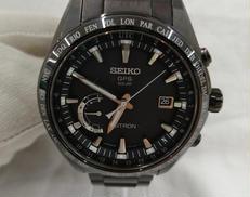 ソーラー電波腕時計 SEIKO