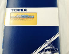 Nゲージ JR500系山陽新幹線セット|TOMIX