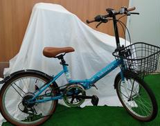 折りたたみ自転車|VOLKS WAGEN