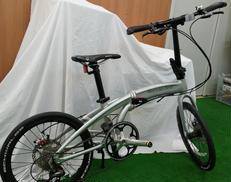 折りたたみ自転車|MERCEDES BENZ