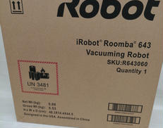 ルンバ643|ROBOT