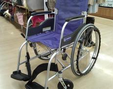 店頭受け渡しのみ 自走介助兼用  軽量車椅子|カワムラサイクル