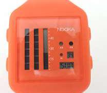 クォーツ・デジタル腕時計 NOOKA