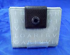 二つ折り財布 BVLGARI