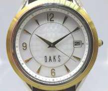 ソーラー腕時計|DAKS