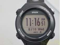 GPSランニングギア|EPSON