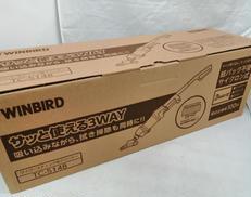 【未使用】ワイパースティック型クリーナー TWINBIRD