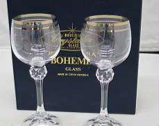 ワイングラスペア|BOHEMIA