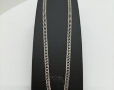 PT900 喜平8面トリプルネックレス|宝石無しネックレス