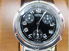 クリッパー クロノグラフレディース腕時計|HERMES