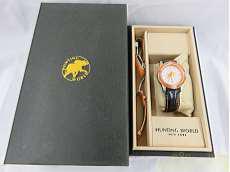 クォーツ腕時計|HUNTING  WORLD