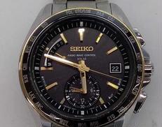 ブライツ ワールドタイムソーラー電波時計|SEIKO