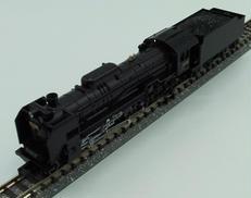 Nゲージ D51標準型|KATO