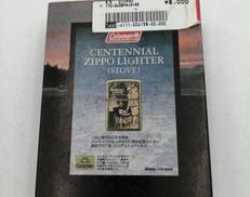 センテニアルジッポライター|COLEMAN × ZIPPO
