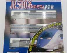 Nゲージ JR500系【のぞみ】|TOMIXX