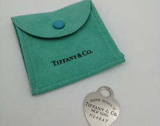 ハートタグ ペンダントトップ|TIFFANY&CO.