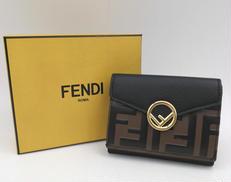 MICRO TRIFOLD WALLET|FENDI