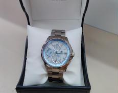 電波ソーラー腕時計|CASIO