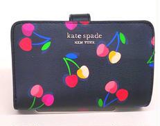 二つ折り財布 KATESPADE
