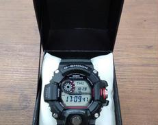 ソーラー腕時計 CASIO