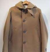シングルPコート|ORCIVAL