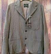 ウールワークジャケット DRY BONES