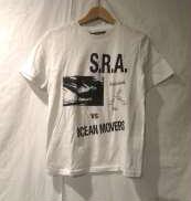 プリントTシャツ RAF SIMONS