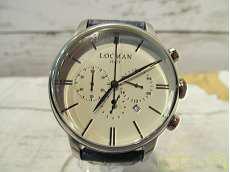 クロノグラフ時計|LOCMAN