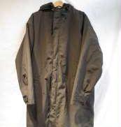 ジップアップフーディロングジャケット|SCHOTT