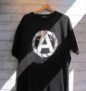 AマークビッグTシャツ|UNDERCOVER