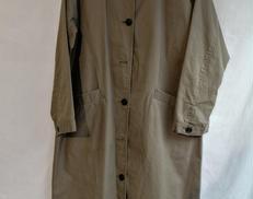 丸襟ステンカラーコート|SAMANTHA MOS2
