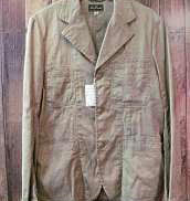 リネンコットンワークジャケット DRY BONES