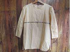 リボン切替プルシャツ|UNDERCOVER