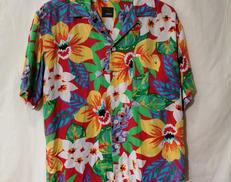 花柄オープンカラーシャツ|LIZWEAR