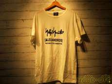 ALEXANDROSコラボTシャツ YOHJI YAMAMOTO