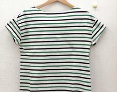 ボーダーSSシャツ|ORCIVAL