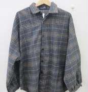 ウールビッグシャツ NEOS