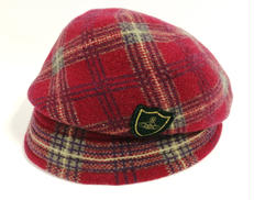 チェックベレー帽|VIVIENNE WESTWOOD