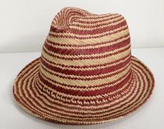 【SANFRANCISCO HAT】麦わら帽子 SANFRANCISCO HAT