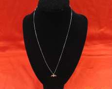 宝石付きネックレス 金|宝石付きネックレス
