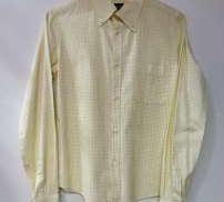マイクロチェックシャツ|A.P.C.