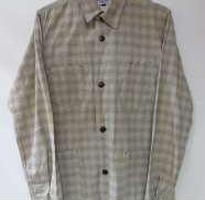 レイルロードチェックシャツ|SCHOTT